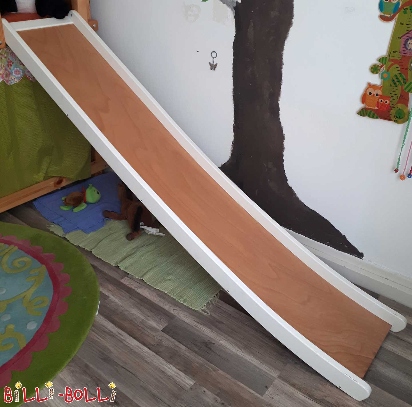 Slide for height4 and 5 (second hand loft bed)
