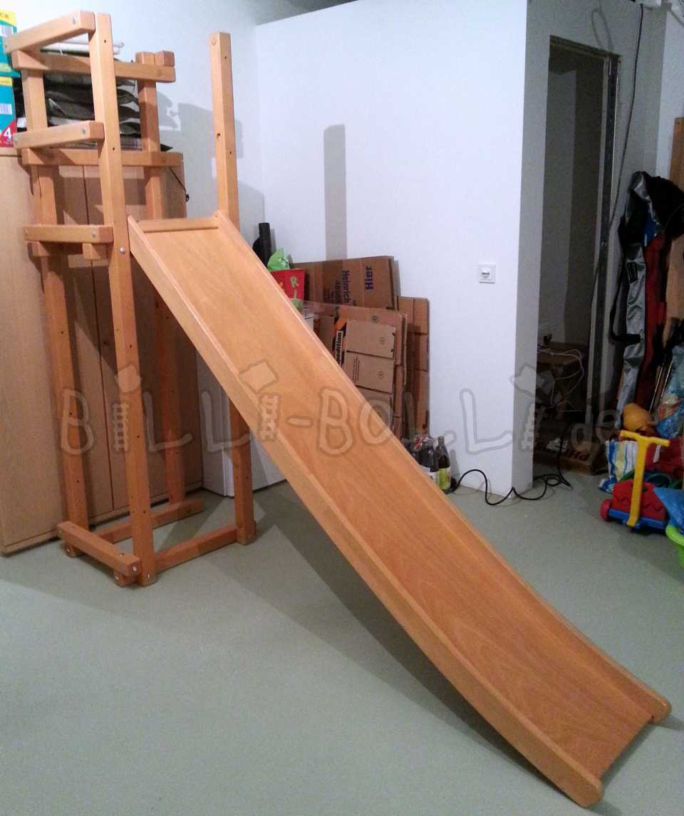 Slide tower, slide, slide lattice and byjenboard (slide for loft bed)