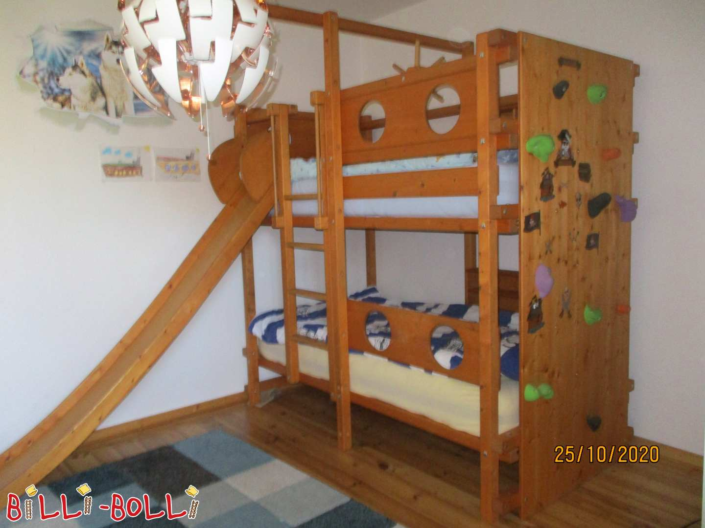 Ship bunk bed in Berlin (second hand bunk bed)