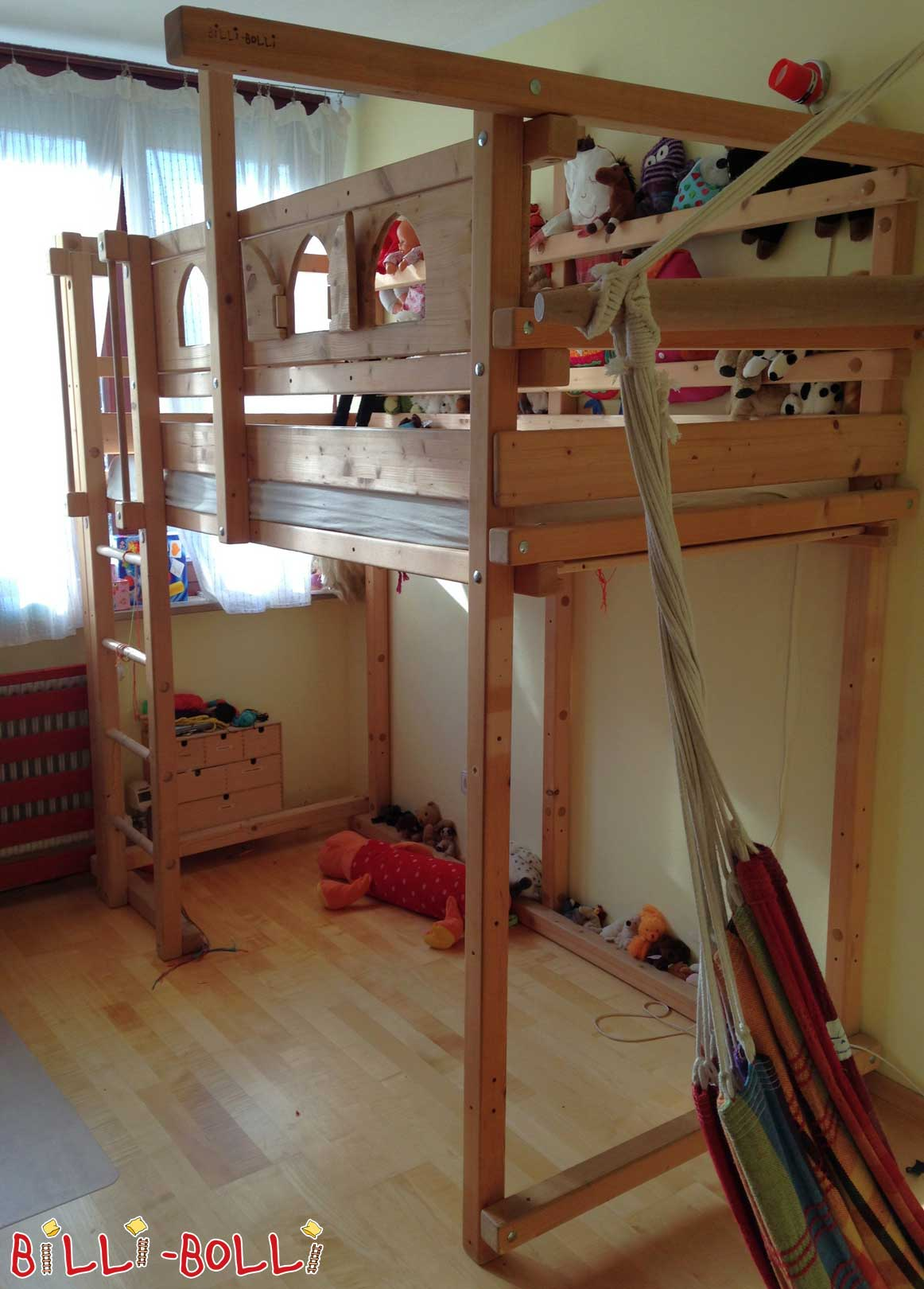 Castle for sale cheap (second hand loft bed)