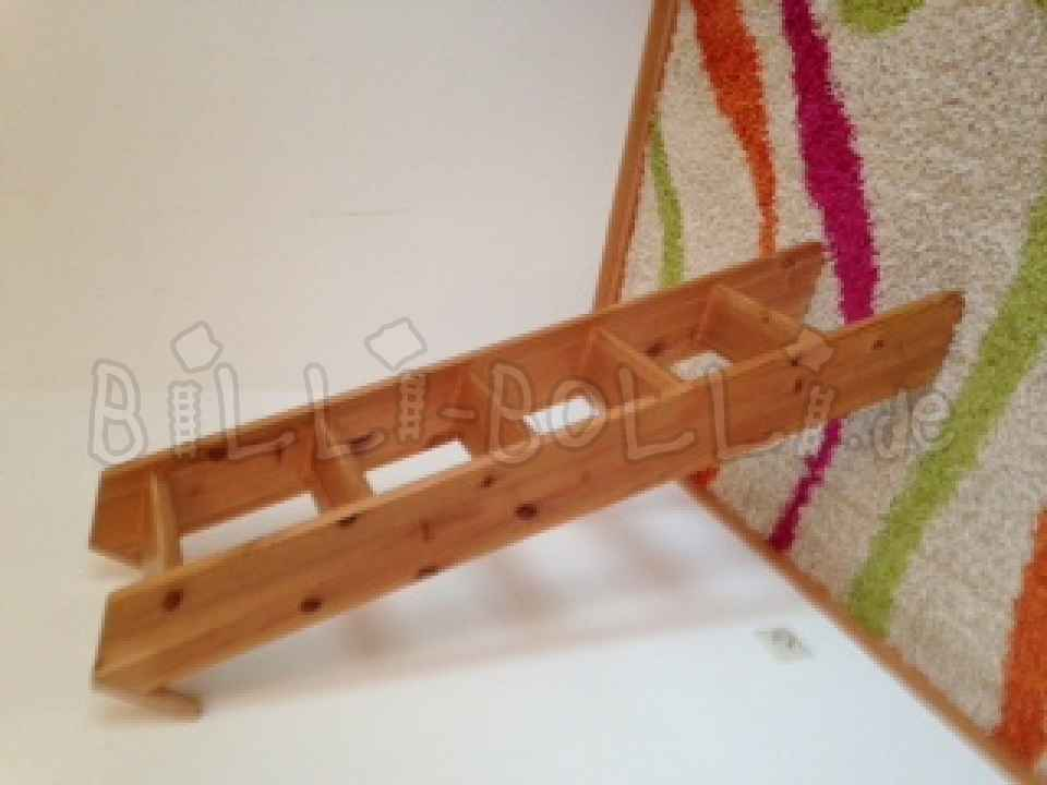 Slanted ladder (second hand kids' furniture)