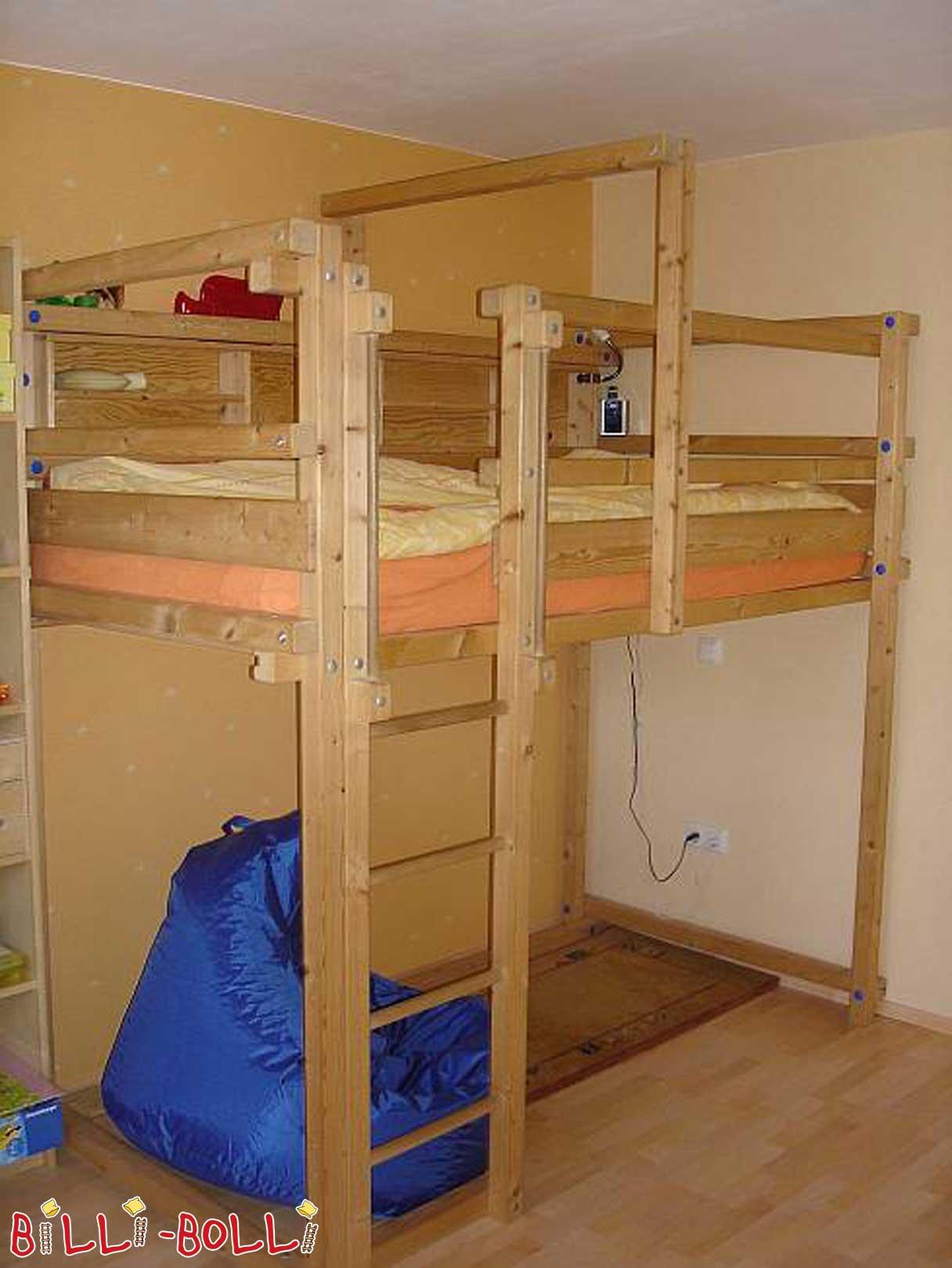 Secondhand page 125 billi bolli kids furniture for Billi bolli hochbett
