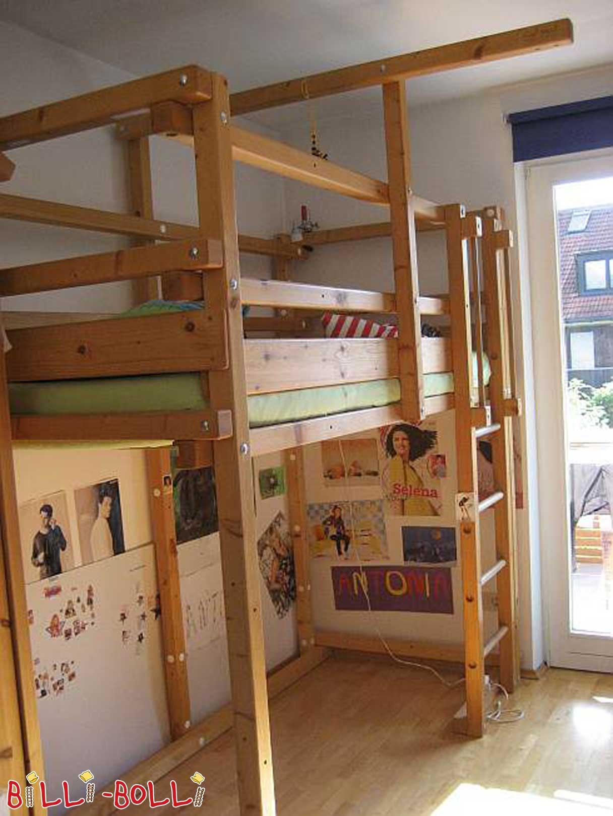 Secondhand page 122 billi bolli kids furniture for Billi bolli hochbett