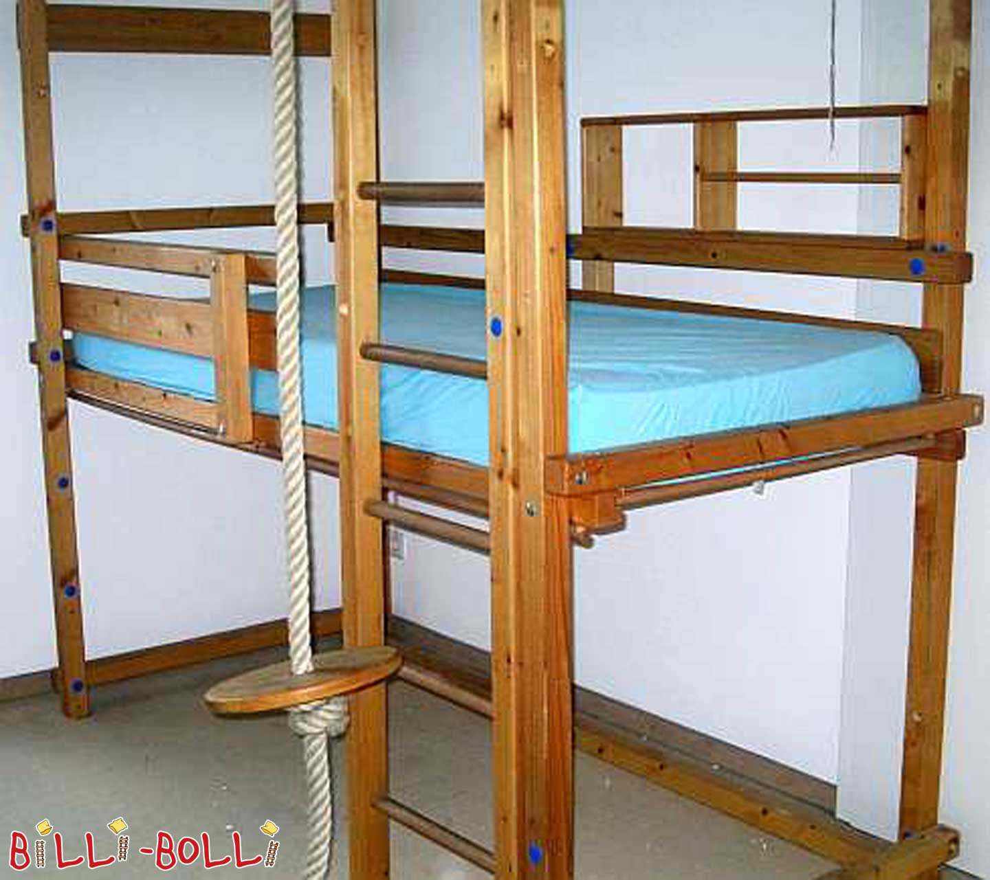Youth high bed, youth bed high (second hand loft bed)