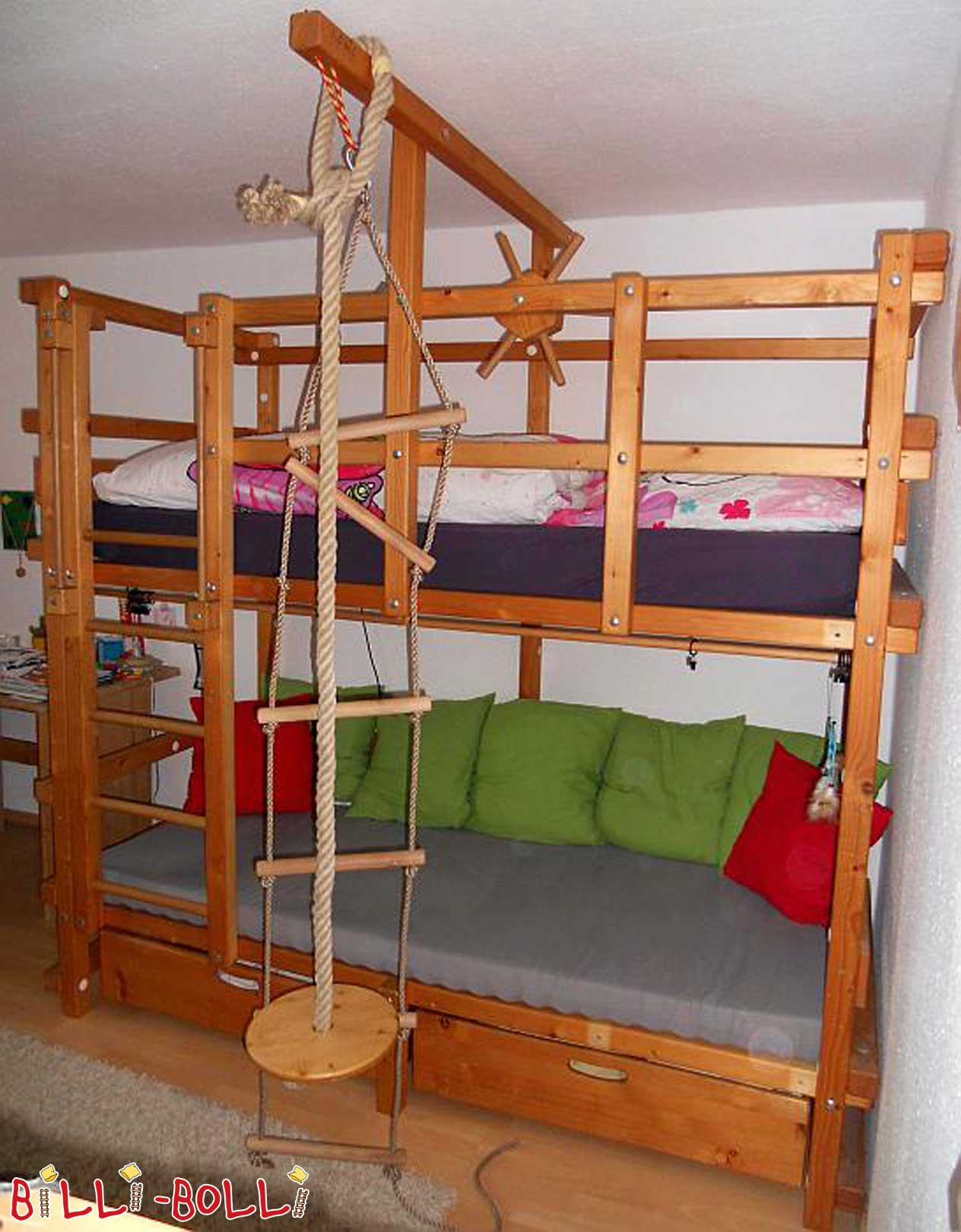 Secondhand page 90 billi bolli kids furniture for Second hand bunk beds