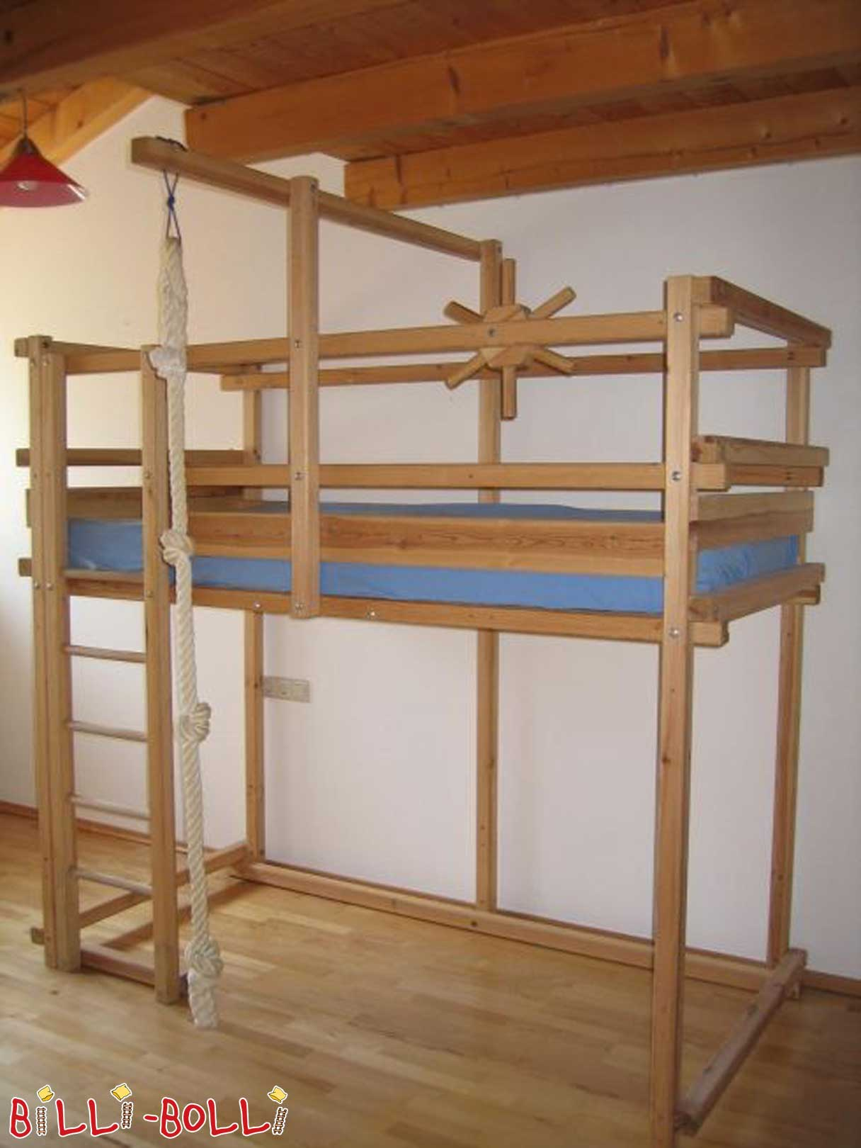 Gullibo Pirate HighBed, Pirate Bed (second hand loft bed)