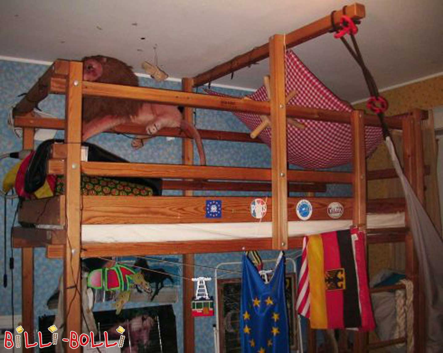 Original Gullibo Adventure Bed (second hand loft bed)
