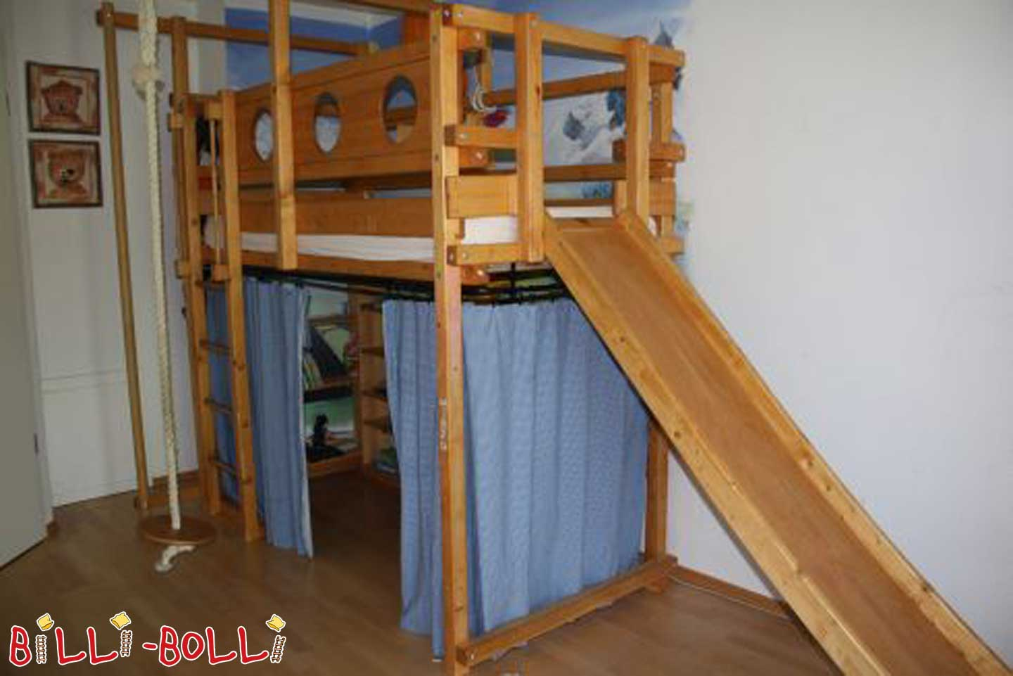 Billi-Bolli Pirate Bed (second hand loft bed)