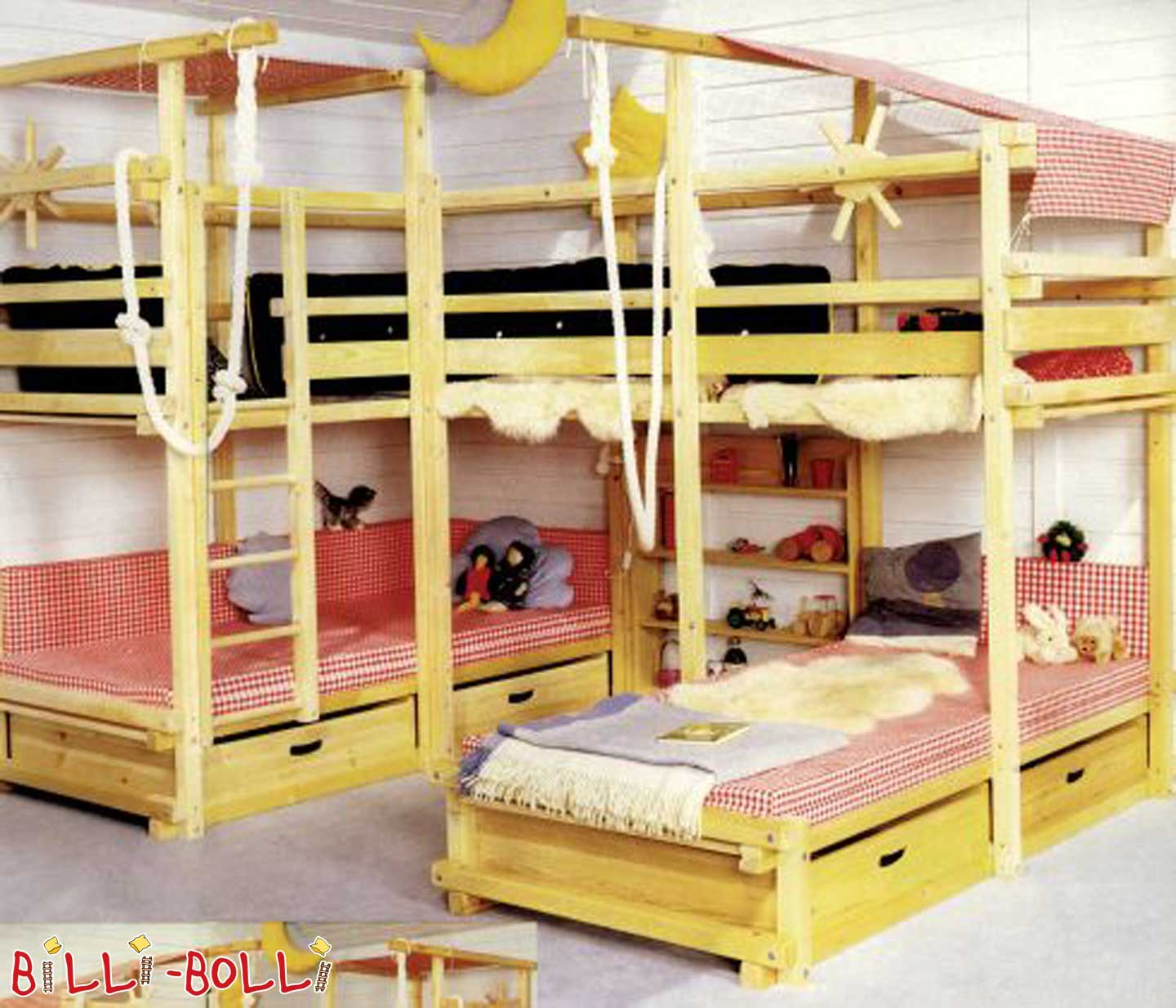 "Gullibo Adventure Bed "" Gulliburg"" (second hand adventure bed)"