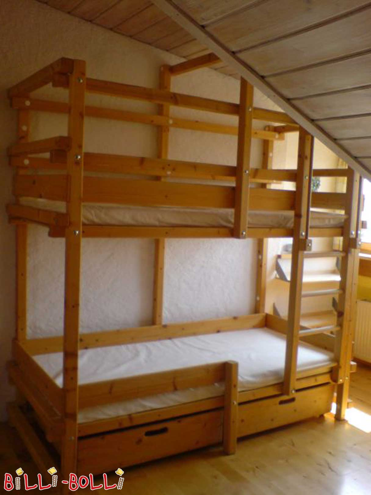 Billi-Bolli Adventure Bed (second hand bunk bed)