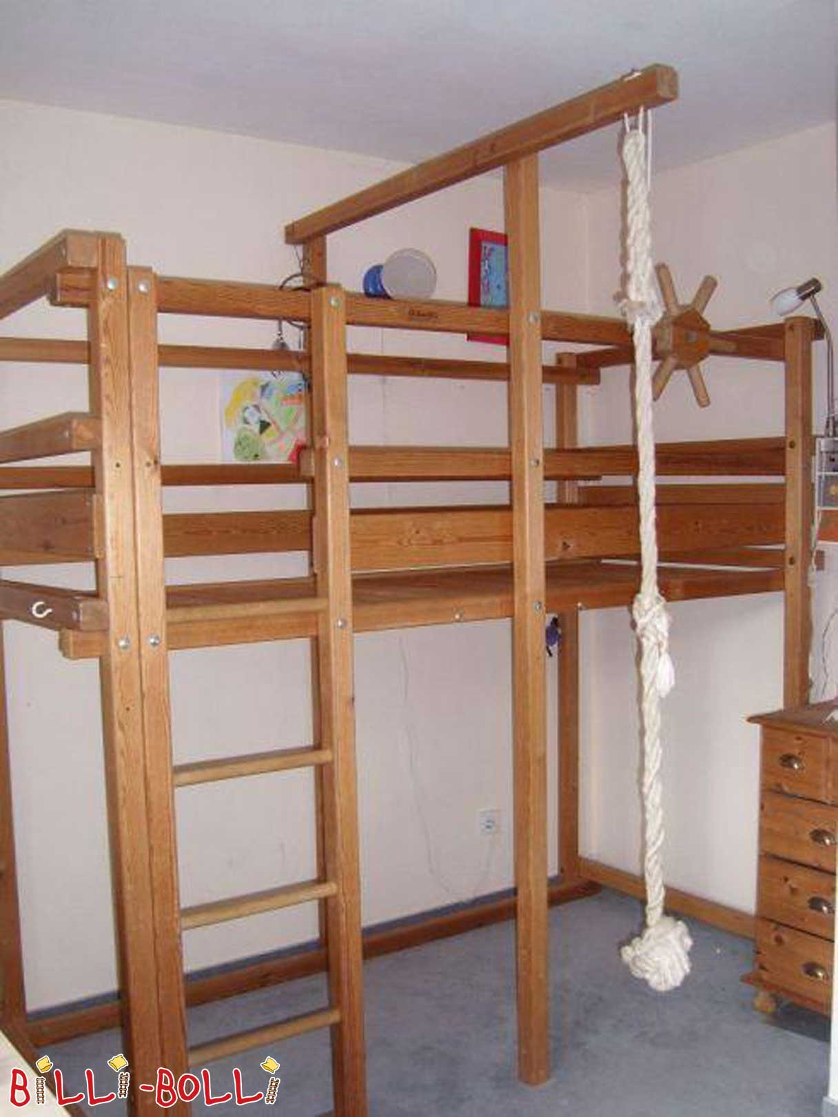 Gullibo Pirate Bed (second hand loft bed)