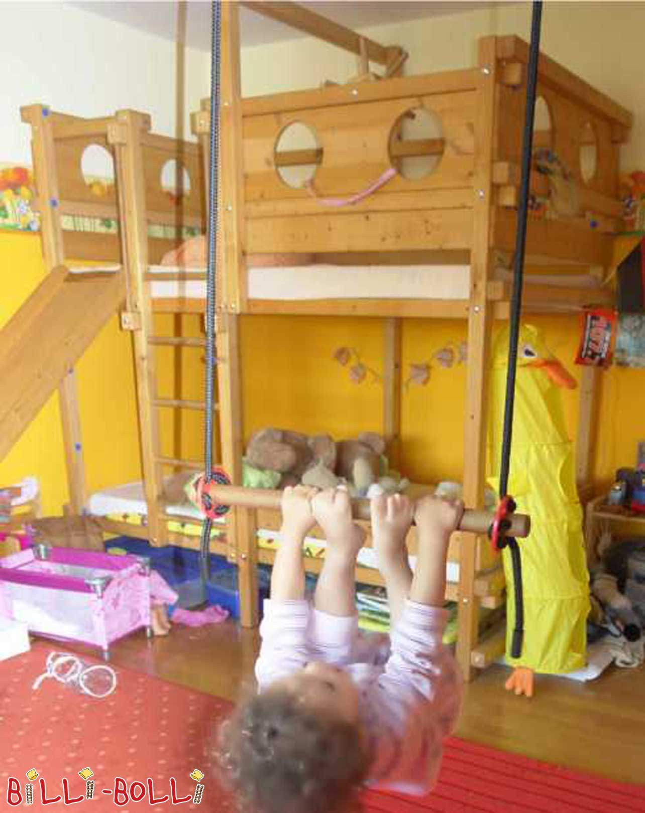 Che-Bolli pirate bed (high bed) (second hand loft bed)