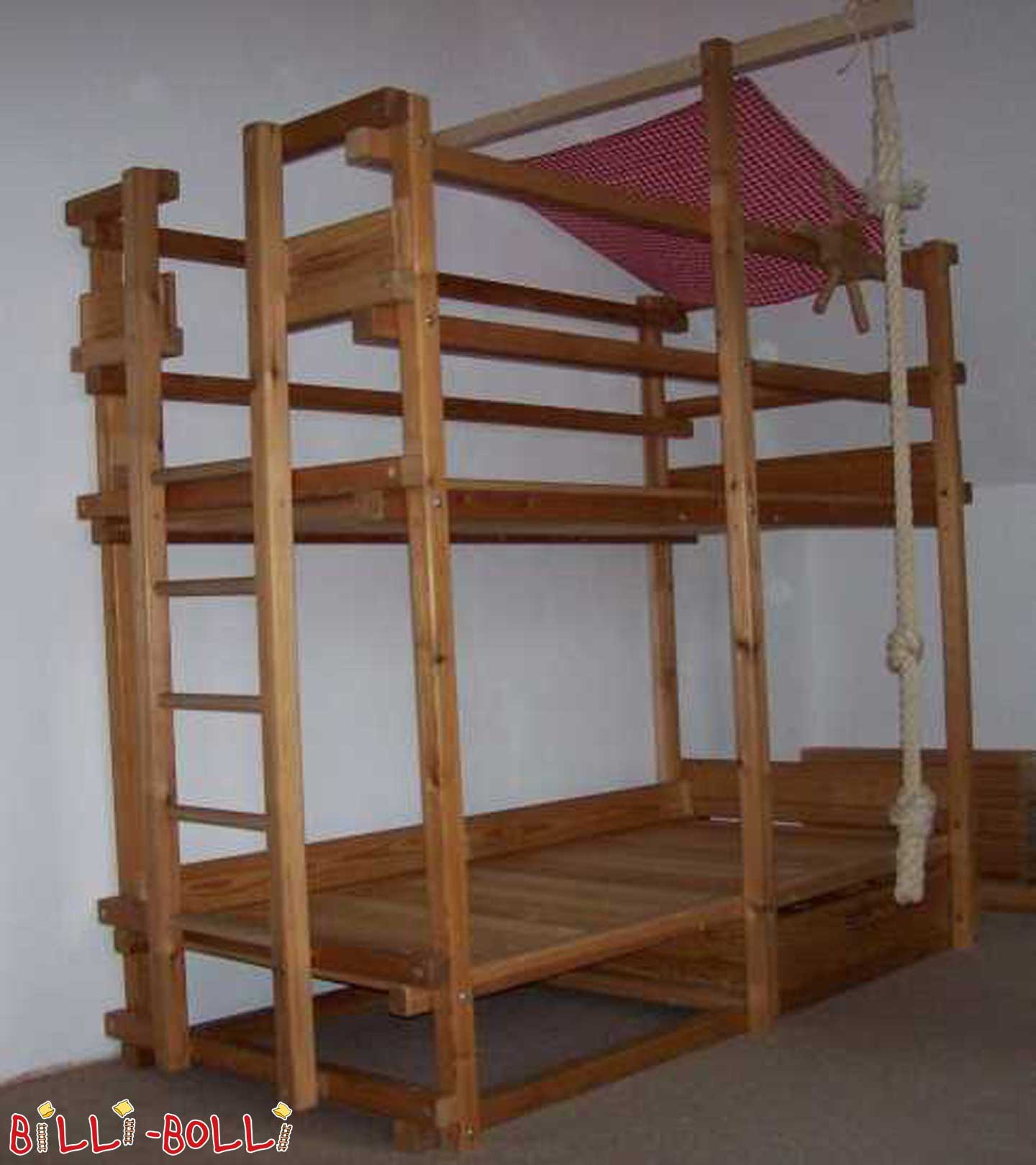 Original Gullibo Pirate Bed (second hand kids' furniture)